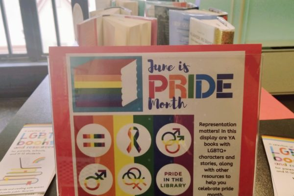 Great Reads for Pride Month